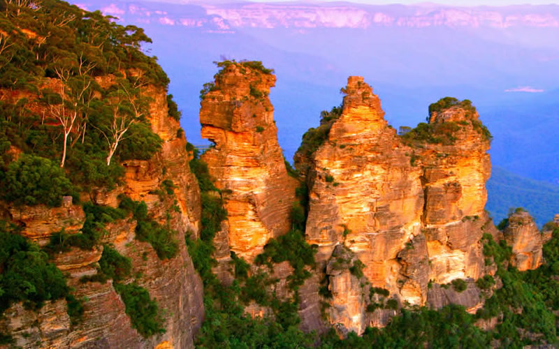 Blue Mountains New South Wales Tourism