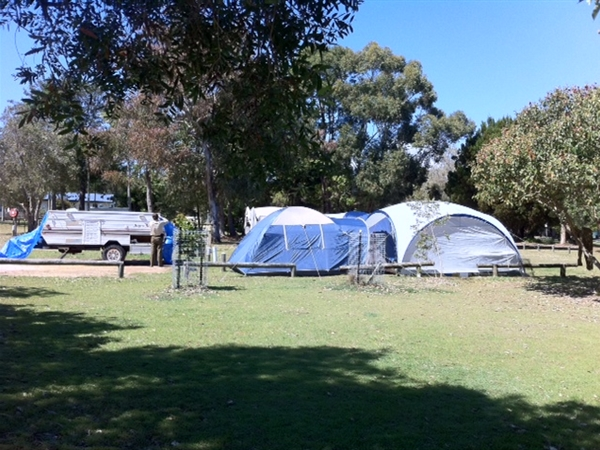 Amity Point Camping Ground - New South Wales Tourism