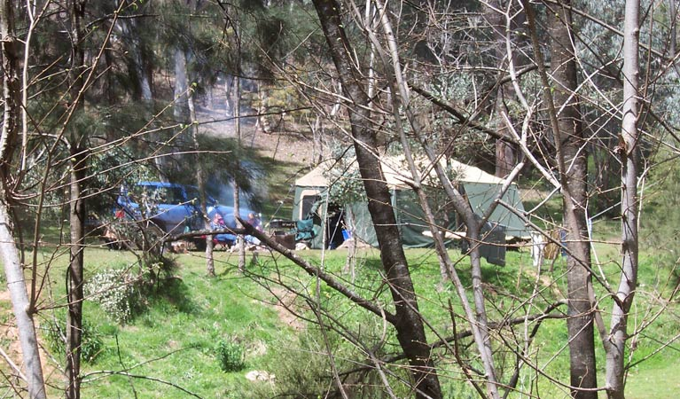Abercrombie Caves campground - New South Wales Tourism