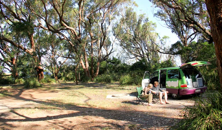 Aragunnu campground - New South Wales Tourism