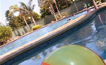 Barlings Beach Holiday Park - New South Wales Tourism