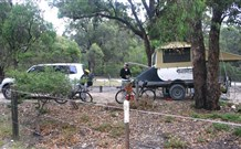 Bittangabee campground - New South Wales Tourism
