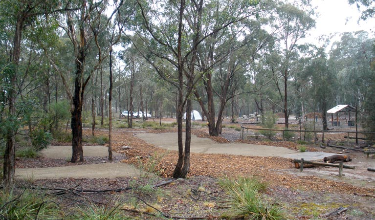 Bungonia Campground - New South Wales Tourism
