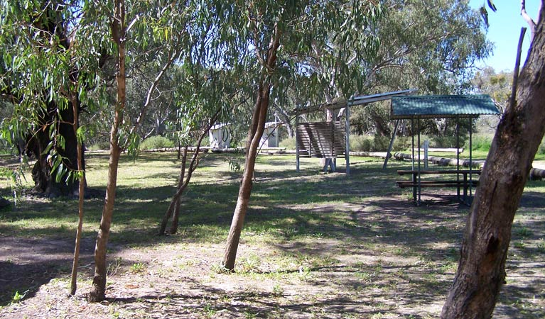 Coach and Horses campground - New South Wales Tourism