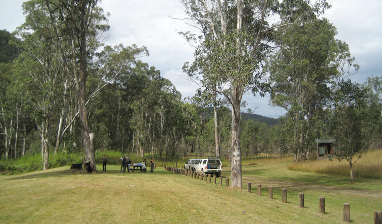 Doon Goonge campground - New South Wales Tourism