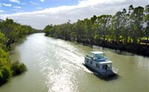 Edward River Houseboats - New South Wales Tourism