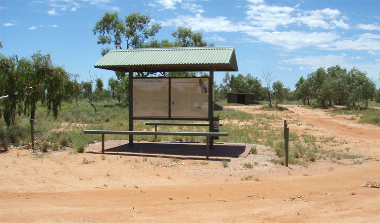 Fort Grey campground - New South Wales Tourism