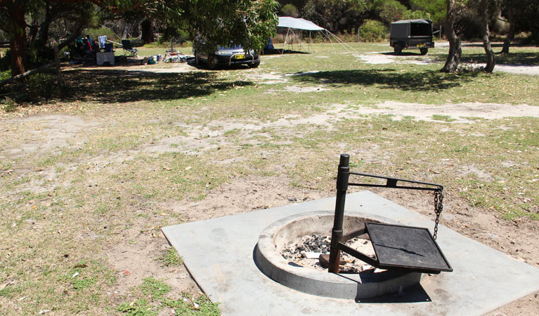 Gillards campground - New South Wales Tourism