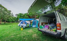Grassy Head Holiday Park - New South Wales Tourism
