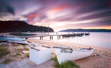 Patonga Camping Area - New South Wales Tourism
