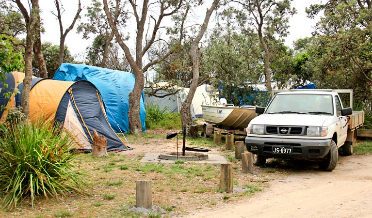 Picnic Point campground - New South Wales Tourism