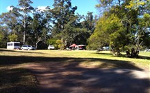 Shallow Crossing Campground - New South Wales Tourism