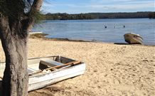 Wallaga Lake Holiday Park - New South Wales Tourism
