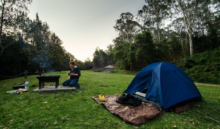 Woko campground - New South Wales Tourism