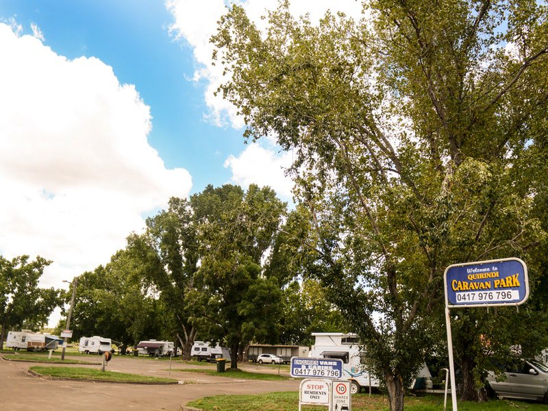Quirindi Caravan Park - New South Wales Tourism