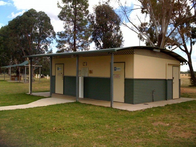 Pumphouse Camping Ground - New South Wales Tourism