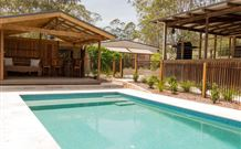 Snowy Vineyard Cottage - New South Wales Tourism