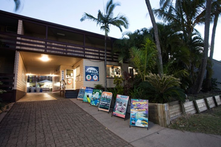 Airlie Beach YHA Whitsundays - New South Wales Tourism