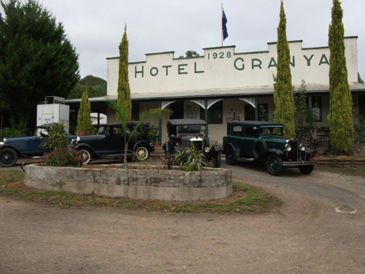 Hotel Granya - New South Wales Tourism