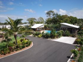 Woodgate Beach Houses - New South Wales Tourism