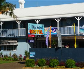 Blue Pelican Motel - New South Wales Tourism