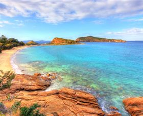 Pumpkin Island - New South Wales Tourism