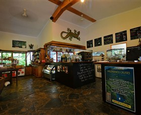 Lync-Haven Rainforest Retreat - New South Wales Tourism