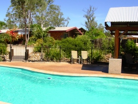 Rubyvale Motel and Holiday Units - New South Wales Tourism