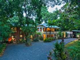 Red Mill House in Daintree - New South Wales Tourism