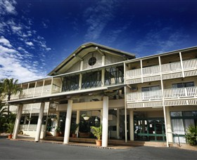 Club Croc Hotel Airlie Beach - New South Wales Tourism