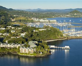 Coral Sea Resort - New South Wales Tourism