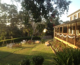 Mapleton Falls Accommodation - New South Wales Tourism