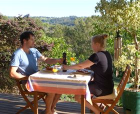 Simba Sunrise Bed and Breakfast - New South Wales Tourism