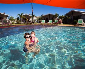 Broadwater Tourist Park - New South Wales Tourism