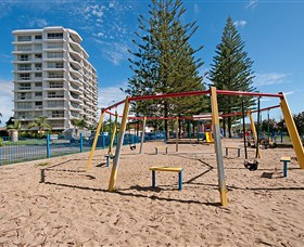 Solnamara Beachfront Apartments - New South Wales Tourism