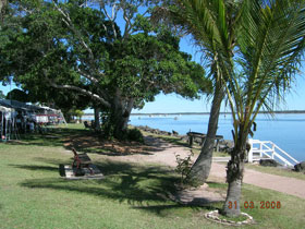 Burrum Heads Beachfront Tourist Park - New South Wales Tourism
