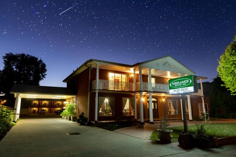 Meramie Motor Inn - New South Wales Tourism