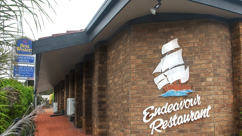 BEST WESTERN Endeavour Motel - New South Wales Tourism