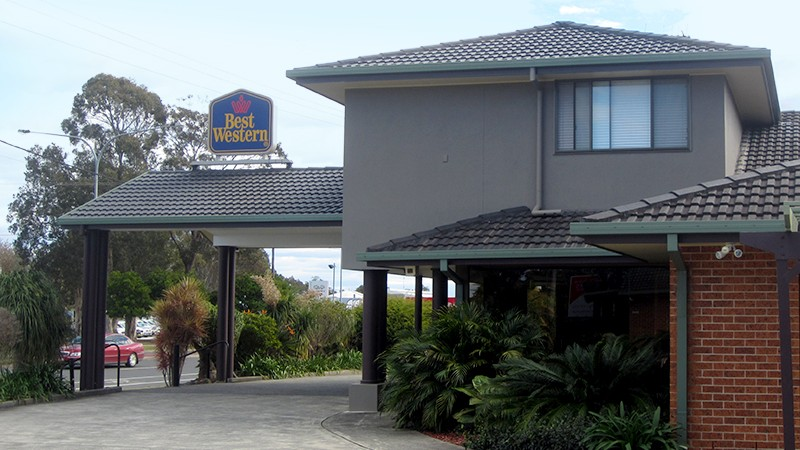 Best Western Macquarie Barracks Motor Inn - New South Wales Tourism