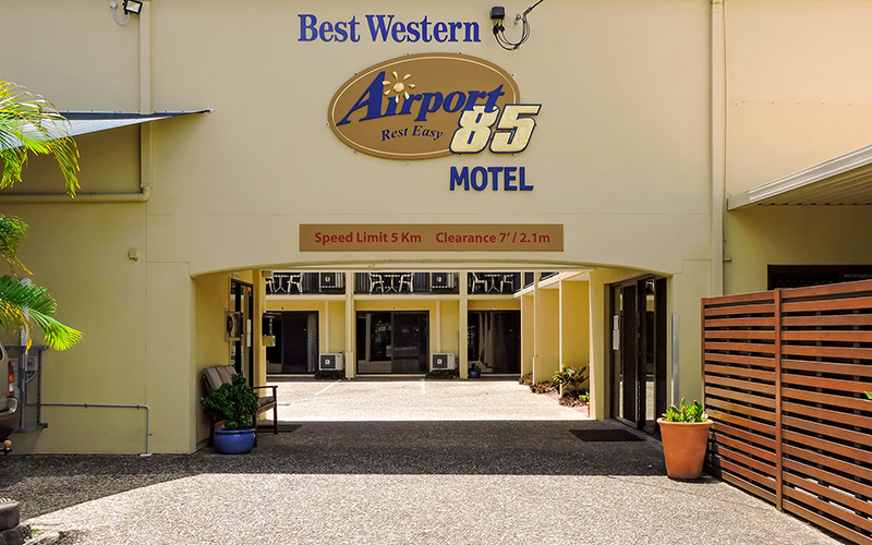BEST WESTERN Airport 85 Motel - New South Wales Tourism