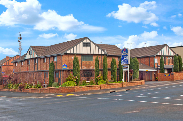 BEST WESTERN Tudor Motor Inn - New South Wales Tourism