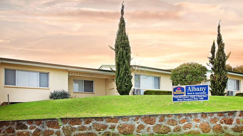 Best Western Albany Motel and Apartments - New South Wales Tourism