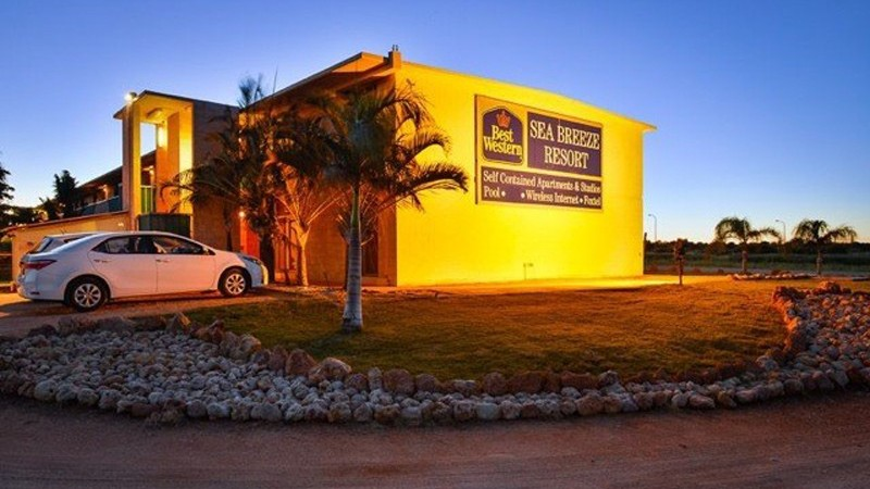 BEST WESTERN Sea Breeze Resort - New South Wales Tourism