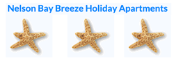 Nelson Bay Breeze Holiday Apartments - New South Wales Tourism