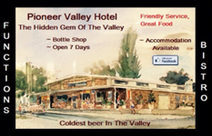 Pioneer Valley Hotel/Motel - New South Wales Tourism