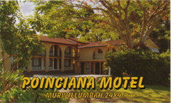 Poinciana Motel - New South Wales Tourism