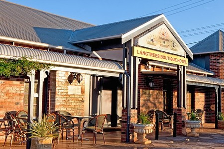 Langtrees Guest Hotel - New South Wales Tourism