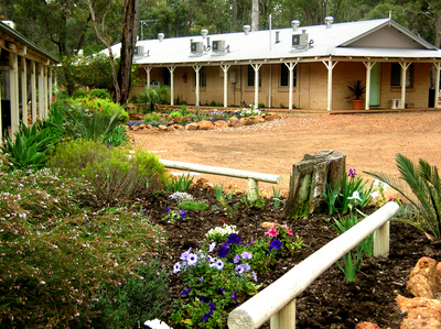 Travellers Rest Motel - New South Wales Tourism