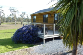 Hazelcreek Cottages - New South Wales Tourism