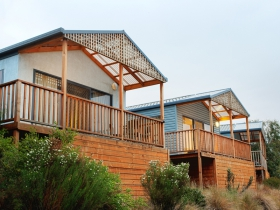 Discovery Holiday Parks Hobart Cosy Cabins - New South Wales Tourism